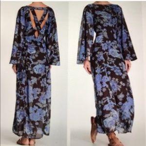 Free People Maxi Dress as seen on Julia Roberts